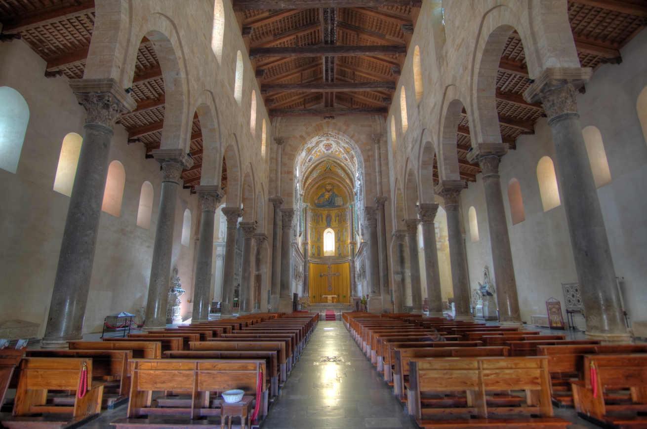 Resultado de imagen de Cefalú catedral