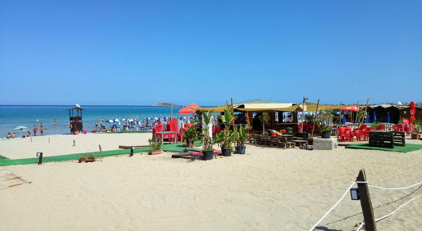 Playas de Palermo - Playa de CapoCón